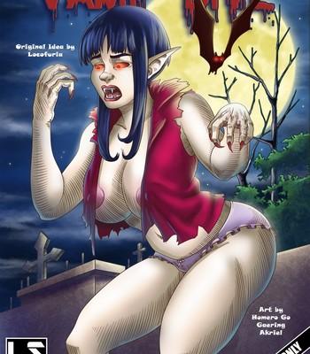 Porn Comics - Vamp Bite