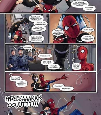 Spider-Man – Bloodline comic porn sex 003