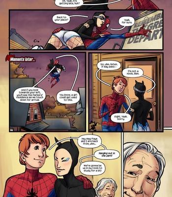 Spider-Man – Bloodline comic porn sex 008