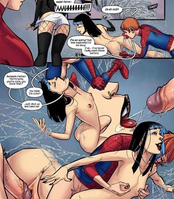 Spider-Man – Bloodline comic porn sex 009