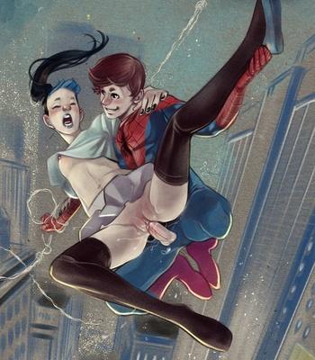 Spider-Man – Bloodline comic porn sex 011