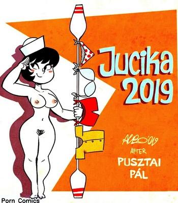 Porn Comics - The Lovely Jucika