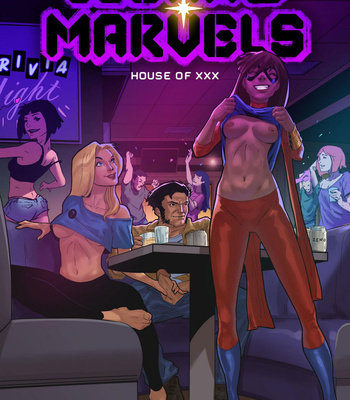 Porn Comics - House Of XXX – Logan's Marvels