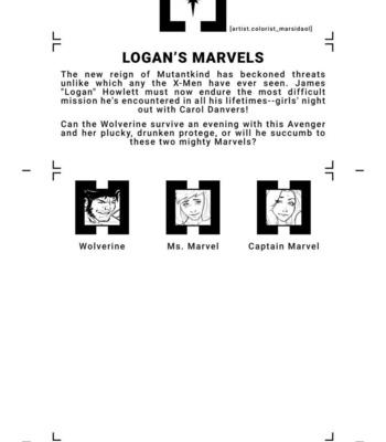 House Of XXX – Logan's Marvels comic porn sex 002