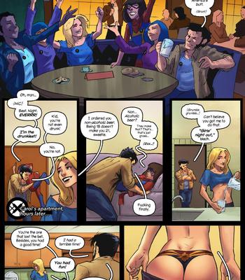 House Of XXX – Logan's Marvels comic porn sex 003