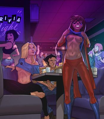 House Of XXX – Logan's Marvels comic porn sex 011