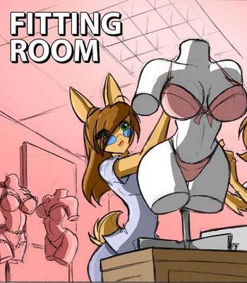 Porn Comics - Fitting Room ( Jolly Jack )