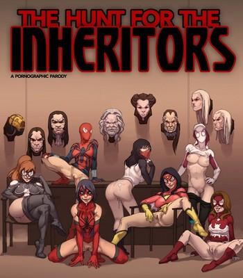 Porn Comics - The Hunt For The Inheritors Sex Comic