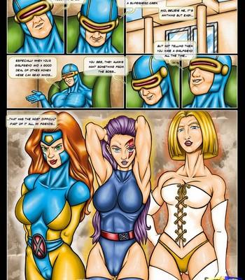X-Men 1 comic porn sex 002