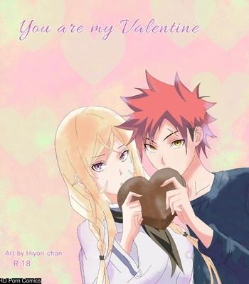 Porn Comics - You Are My Valentine