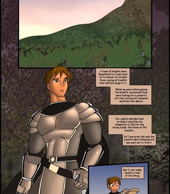 The Dragon's Knight Sex Comic sex 002