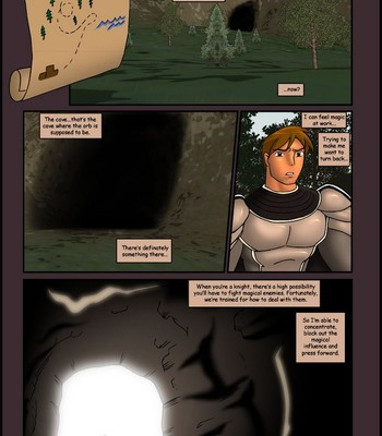 The Dragon's Knight Sex Comic sex 003