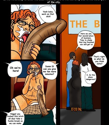 Sister O'Malley 4 comic porn sex 005
