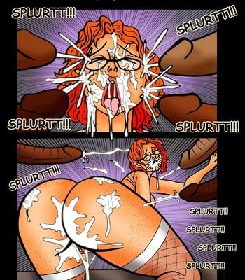 Sister O'Malley 4 comic porn sex 012