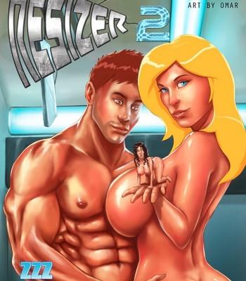 Porn Comics - The Resizer 2