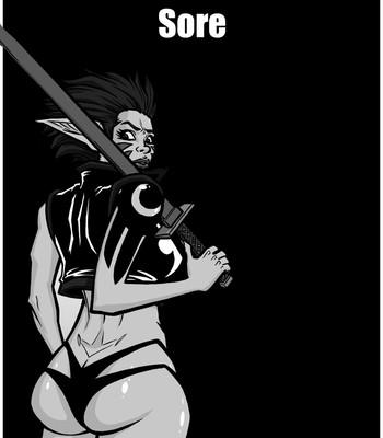 Porn Comics - The Black Comet Pirates – Sore Sex Comic