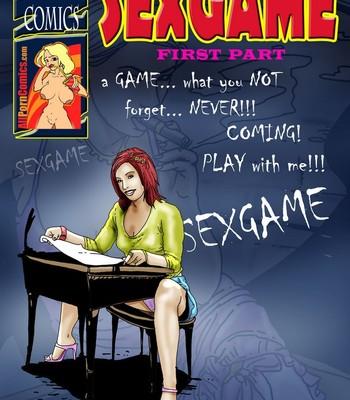 Porn Comics - Sex Game 1