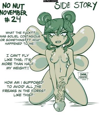 Soliel's No Nut November comic porn sex 026