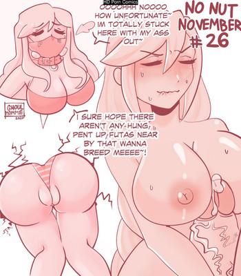 Soliel's No Nut November comic porn sex 028