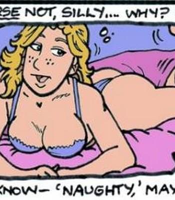 Camera Shy comic porn sex 005