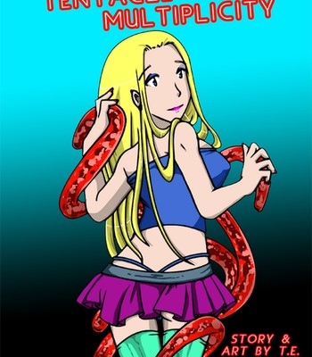 Porn Comics - A Date With A Tentacle Monster 4 – Tentacle Multiplicity