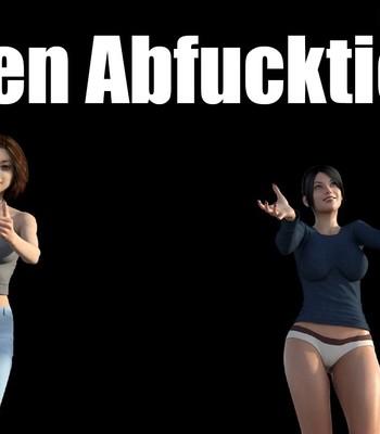 Porn Comics - Alien Abfucktion 1