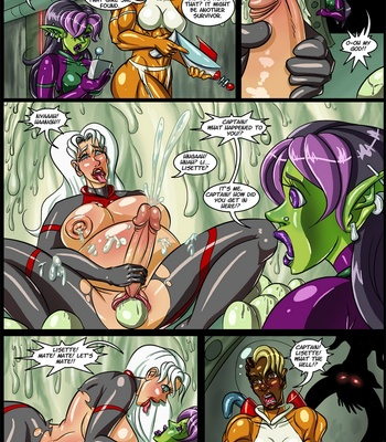 Side Dishes 3 – It Came From Outer Space comic porn sex 006