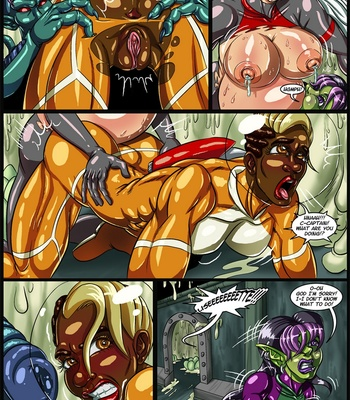 Side Dishes 3 – It Came From Outer Space comic porn sex 007