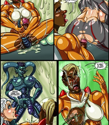 Side Dishes 3 – It Came From Outer Space comic porn sex 009