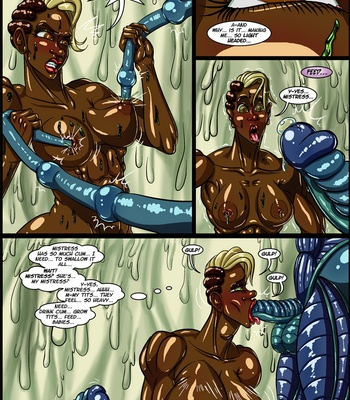 Side Dishes 3 – It Came From Outer Space comic porn sex 010