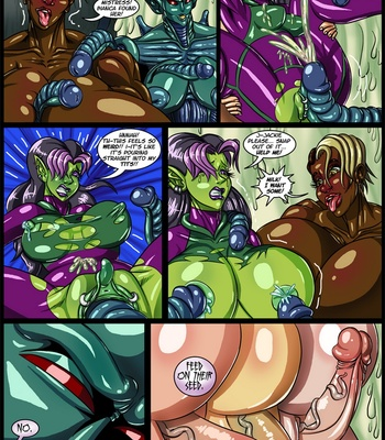 Side Dishes 3 – It Came From Outer Space comic porn sex 012