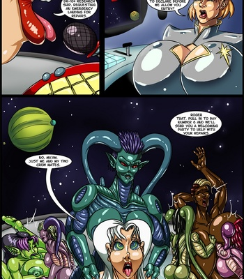 Side Dishes 3 – It Came From Outer Space comic porn sex 015