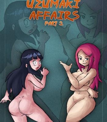 Porn Comics - The Uzumaki Affairs 2 Sex Comic