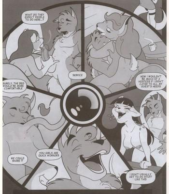 Porn Comics - Lenny Elkhound 6 – The Reveal