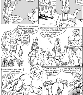 Big Red Wolf comic porn sex 005