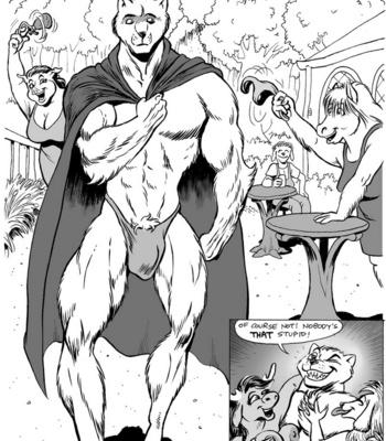 Big Red Wolf comic porn sex 008