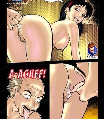 Levando Mandioca Sex Comic sex 015