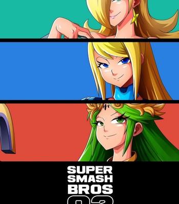 Porn Comics - Super Smash Bros 2 Sex Comic