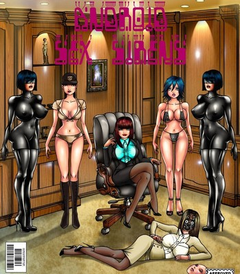 Porn Comics - Shemale Android Sex Sirens Sex Comic