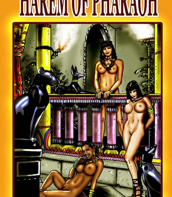 Porn Comics - Harem Of Pharaoh