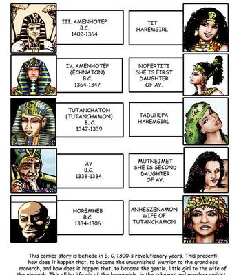 Harem Of Pharaoh comic porn sex 002