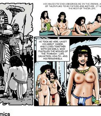 Harem Of Pharaoh comic porn sex 004