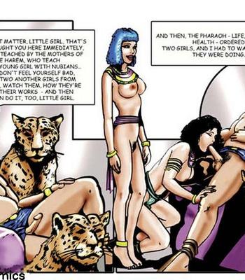 Harem Of Pharaoh comic porn sex 007
