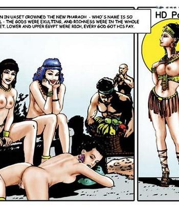 Harem Of Pharaoh comic porn sex 013