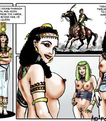 Harem Of Pharaoh comic porn sex 019