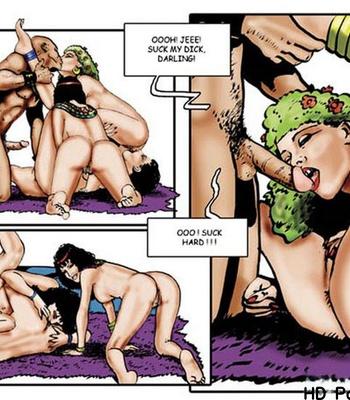 Harem Of Pharaoh comic porn sex 023