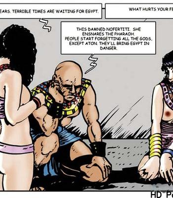 Harem Of Pharaoh comic porn sex 026