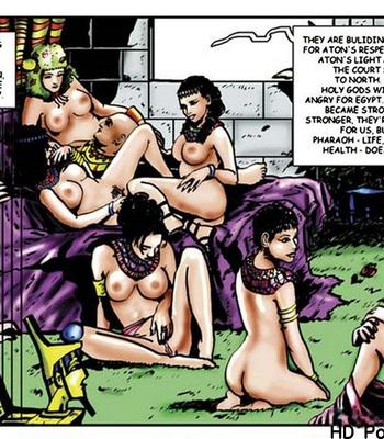 Harem Of Pharaoh comic porn sex 027