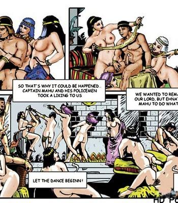 Harem Of Pharaoh comic porn sex 033