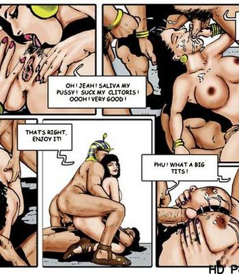 Harem Of Pharaoh comic porn sex 034